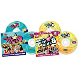 Mini Pop Kids 9 & 8 Combo [4 CD Boxset]