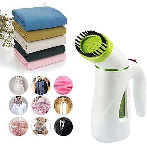 ASDFG Handheld ironing machine portable dry cleaning travel clothing steam car clothes