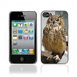 Carcasa Funda Case // Owl V0000056 // Apple Iphone 4 4S