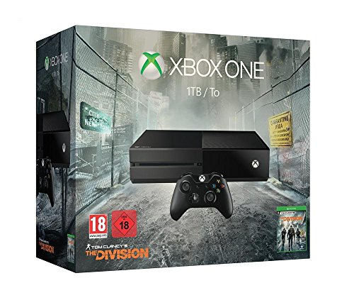 Xbox One 1TB Konsole - Bundle inkl. Tom Clancy's The Division