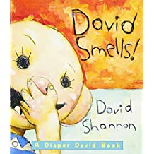 David Smells!: A Diaper David Board Book