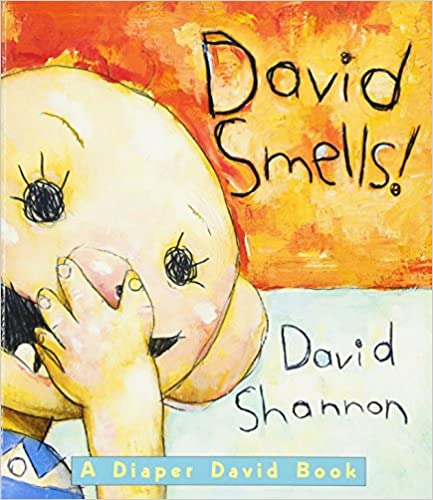David Smells! A Diaper David Book: A Diaper David Book por David Shannon epub