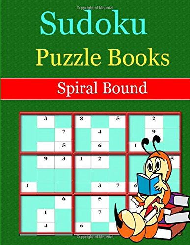 Download Sudoku Puzzle Books Spiral Bound: 270 Hard Puzzles pdf