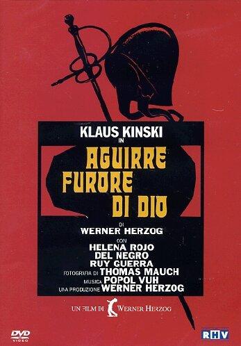 Aguirre furore di Dio: Amazon.it: Klaus Kinski, Ruy Guerra, Del Negro,  Cecilia Rivera, Helena Rojo, Werner Herzog, Klaus Kinski, Ruy Guerra: Film  e TV