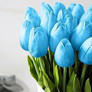 Home Decor, 5pcs/Set DIY Artificial Silk Craft Flowers for Bouquets, Weddings, Wreaths,Crafts, Bud Stem Closed Rose 3