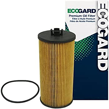 Ecogard X Cartridge Engine Oil Filter For Conventional Oil Premium Replacement Fits Ford F  Super Duty F  Super Duty E  Super Duty