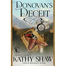 Donovan's Deceit (The Langley Legacy Book 3)