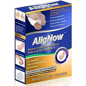 AligNow Bunion Bunion Pads