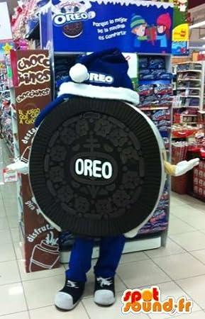 Adultos Mascotas Traje SpotSound Amazon disfraz personalizable Oreo cookies