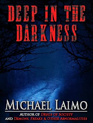 book cover of Deep in the Darkness