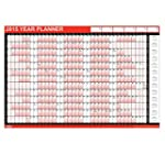 2015 Year Wall Planner - Large Size L...