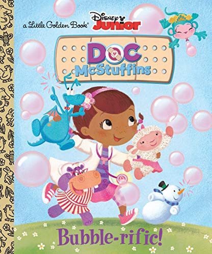 Bubble-rific! (Disney Junior: Doc McStuffins) (Little Golden Book)]()