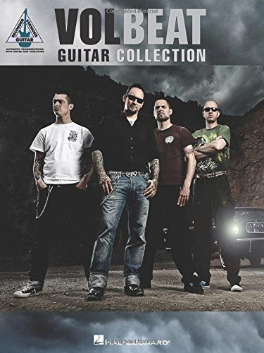Volbeat Guitar Tab Collection (Guitar Recorded (Guitar Recorded Version Tab)