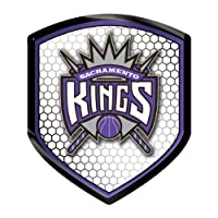 NBA Sacramento Kings Reflector, One Size, One Color