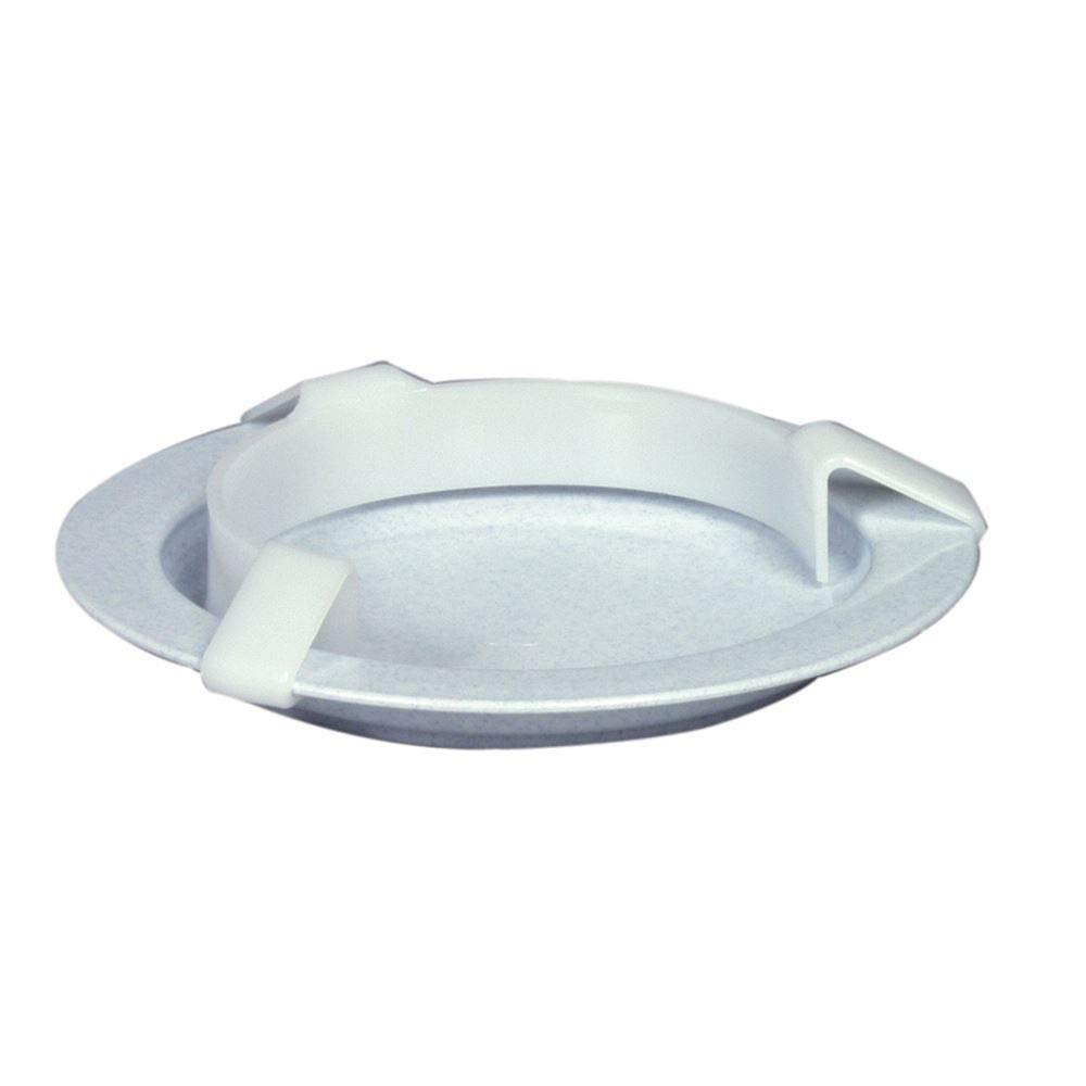 Large Plastic Plate Guard, case of 30 by AliMed