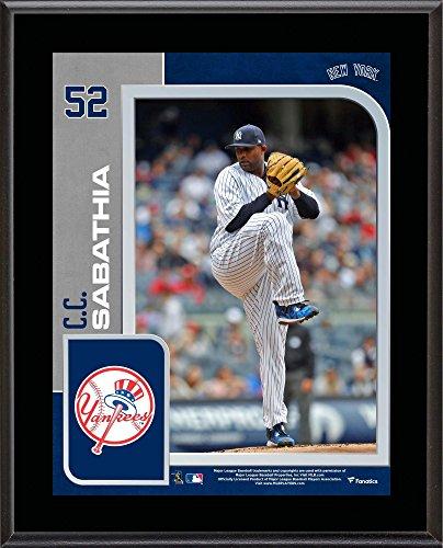 - C.C. Sabathia New York Yankees 10.5