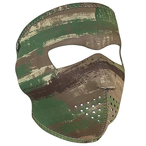 Zanheadgear WNFM182 Adult//Unisex Full Mask Neoprene Flower Skull