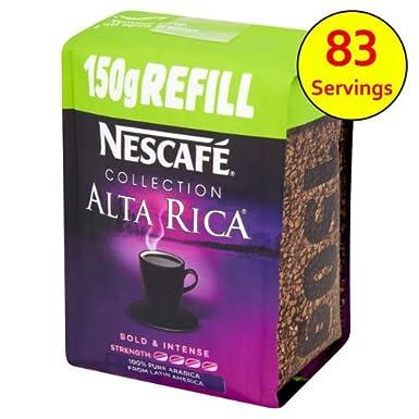 Nescafe Alta Rica Refill Pack 150g Case Of 6