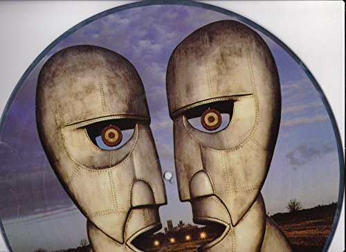 Pink Floyd - The Division Bell - Picture Disc LP - UK Import
