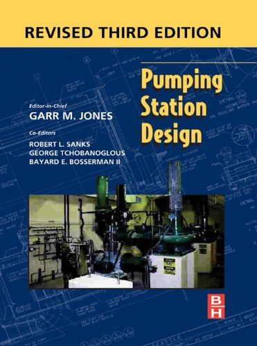 Pumping station design: revised 3rd edition.
