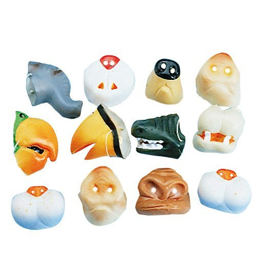 Assorted Animal Noses - Set Of Animal Series Nose (Animal Nose Masks)