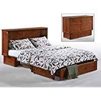 Clover Murphy Cabinet Bed | Cherry