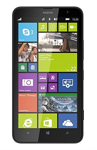New Nokia Lumia 1320 GSM Unlocked LTE Windows 8 Cell Phone - Black (No Warranty) (Nokia Windows Phone Verizon compare prices)