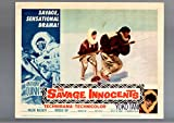 MOVIE POSTER: THE SAVAGE INNOCENTS-ANTHONY