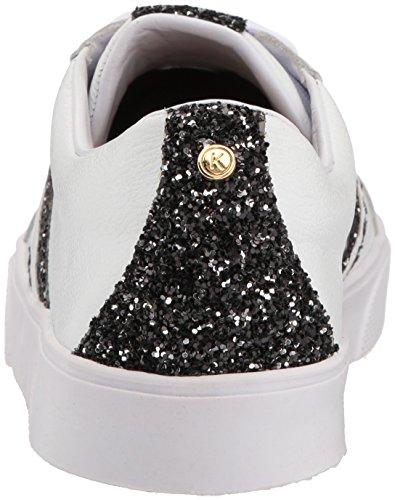 KAANAS Black Stripe Contrast Women's Tatacoa Sneaker axgqaPOw