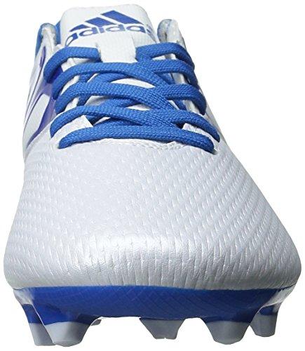Adidas Performance Mens Messi 15,3 Fg / Ag Fotballsko Hvit / Fylling Blå S12 / Kjerne Svart