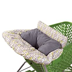 Summer 2-in-1 Cushy Cart Cover and Seat ...
