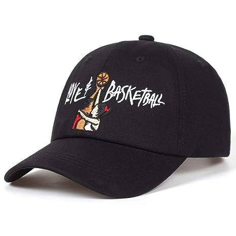 HUOLIMAO Papá Sombreros Amor Baloncesto Gorra De Béisbol ...