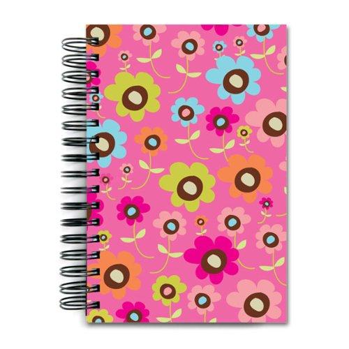 Glitter Kids Sketchbook, 9 x 12, Flowers
