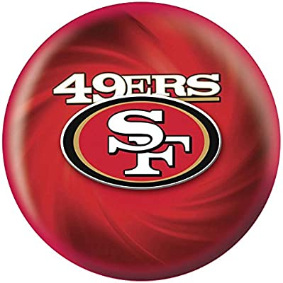 KR Strikeforce San Francisco 49ers NFL - Pelota - 7626-12, 12lbs ...