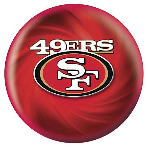 KR-Strikeforce-NFL-San-Francisco-49ers-Undrilled-Bowling-Ball