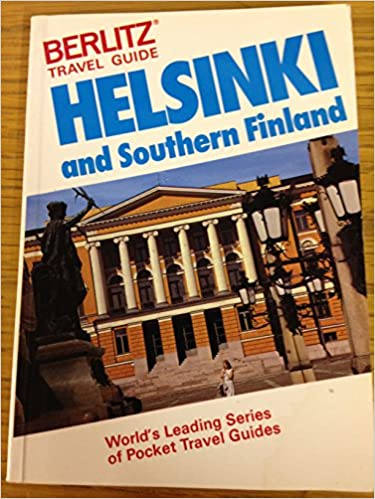 Book Berlitz Travel Guide to Helsinki and Southern Finland (Berlitz Travel Guides)