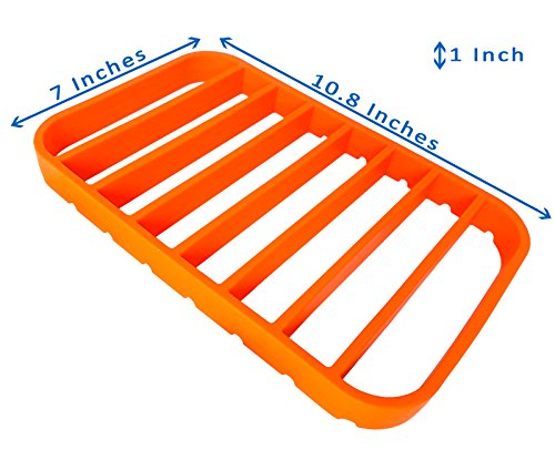 STAN BOUTIQUE Silicone Roasting Rack - Baking Racks for Oven