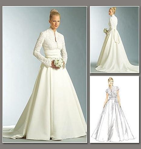 Amazon Vogue Patterns V2979 Misses Petite Dress And Sash Size D 12 14 16 Arts Crafts Sewing