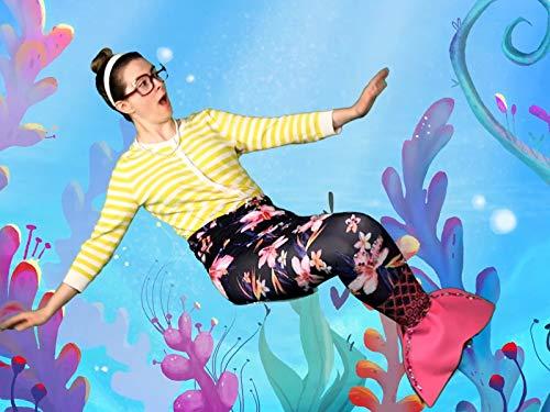 Mermaid Tail (Princess School Barbie)