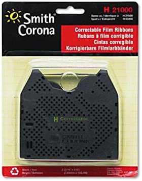 Smith Corona Typewriter Ribbon Compatible for XL 2500 H Series 21000 and 21060