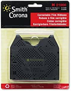 /'SMITH CORONA XD7500/' ELECTRONIC//ELECTRIC/' LIFT OFF//CORRECTION CARTRIDGE