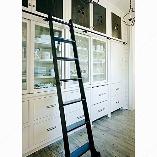 7 Step Wood Ladder - 4