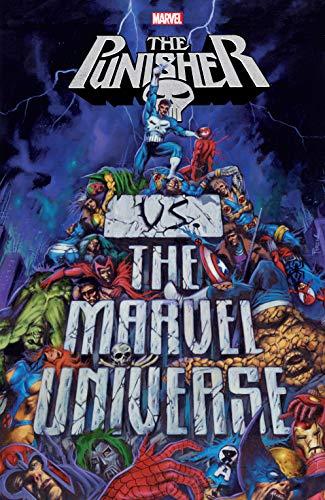 Amazon.com: Punisher vs. The Marvel Universe eBook: Garth ...