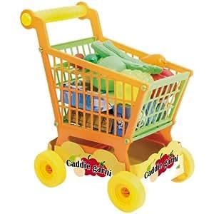 Partner Jouet A1200050 - Carrito de la compra de juguete