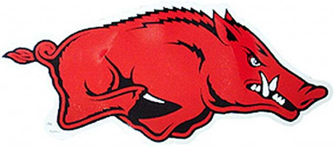 Running Razorback Boar Magnet