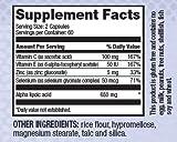 Ultra Plan Alpha Lipoic Acid Supreme 120 Vcaps Discount