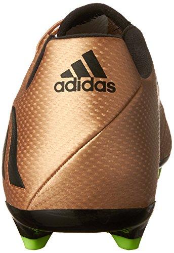 ... Adidas Mens Messi 16,3 Fast Underlag Klossene Fotballsko Kobber  Metallisk / Svart / Solar ...