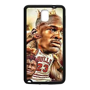 Michael jordan caricature Phone Case for Samsung Galaxy Note3 Case