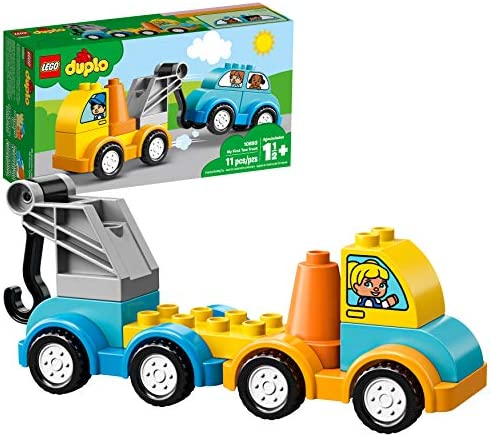LEGO Duplo First Building Blocks