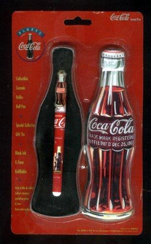 (Coca Cola Collectible Ceramic Roller Ball Pen (Classic Coke Bottle Design))